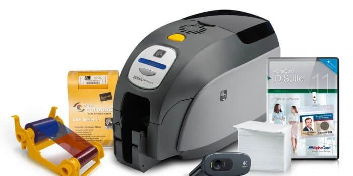 jasa service printer id card zebra zxp3