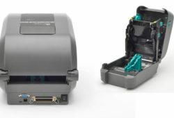 cara install printer Zebra GT820